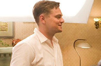 First image of Dicaprio and Scorsese in 'Shutter Island'