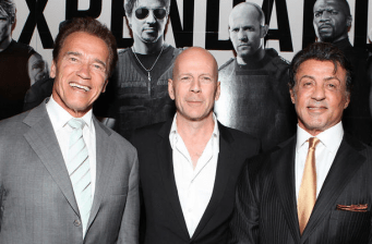 'The Expendables' are #1 at the box office