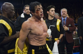 Stallone and De Niro will box