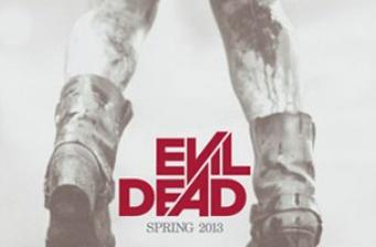 Nuevo cartel del remake de 'Evil Dead'