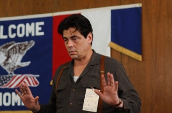 "Is ""Jimmy P"" Benicio del Toro's Hollywood comeback?"