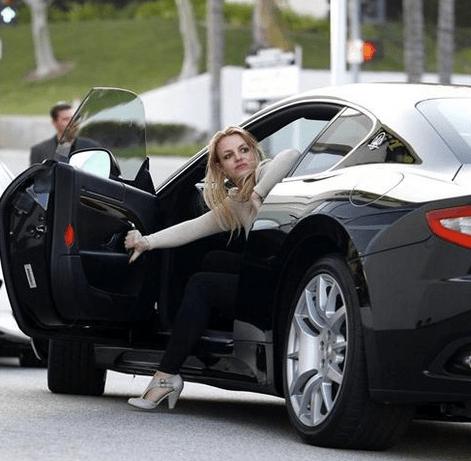 Britney-Spears-Maserati