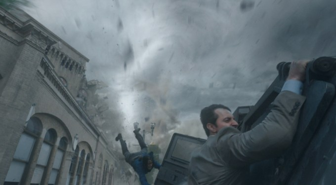 Into The Storm (Movie Review)