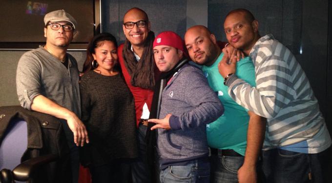 Radio Star Luis Jimenez Comes Back To NYC Radio On Amor 93.1FM!
