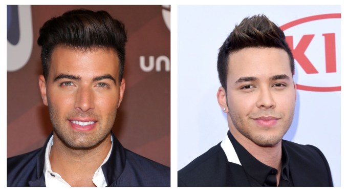 Latino Singers Jencarlos Canela and Prince Royce Cast In FOX's Live Musical 'The Passion'