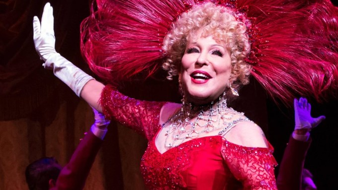 Bette Midler, Hello, Dolly!