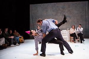 Ionesco suite, mise en scène Emmanuel Demarcy-Mota