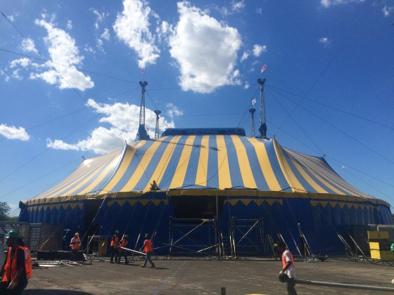 KURIOS Big Top Chicago