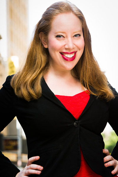 Jennifer Ashley Tepper