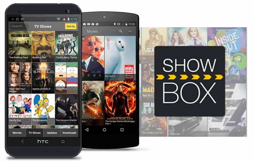 How to install showbox on android tv box mxq | Downloading from