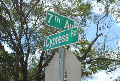 Cypress Road Deland FL 32724