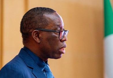 Okowa condoles Adeboye over son's death, mourns ex-minister, Aisha Alhassan