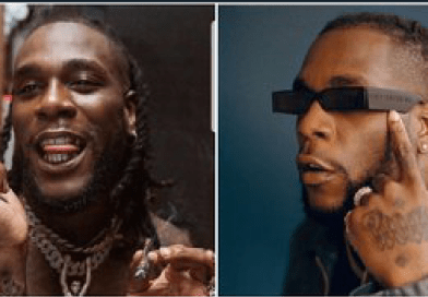 "I embraced my pain and turned it into the world's greatest weapon"" — Burna Boy"
