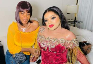 """People will faint if I post your bald head & face without makeup"" – Ivorian lady slams Bobrisky"