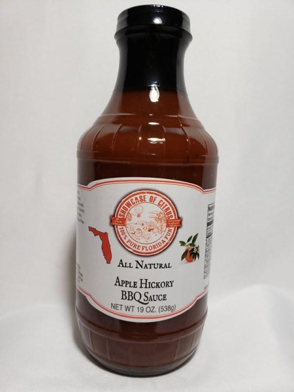 Apple Hickory BBQ Sauce