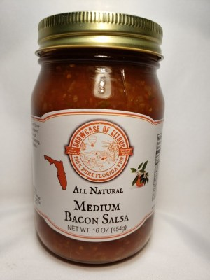 Medium Bacon Salsa
