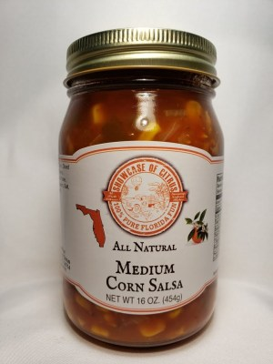 Medium Corn Salsa