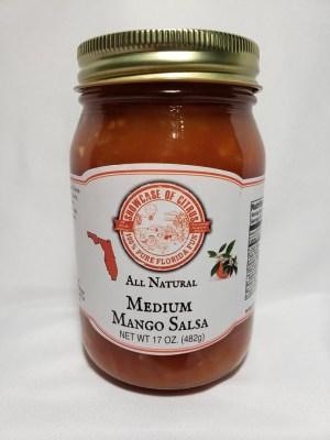 Medium Mango Salsa