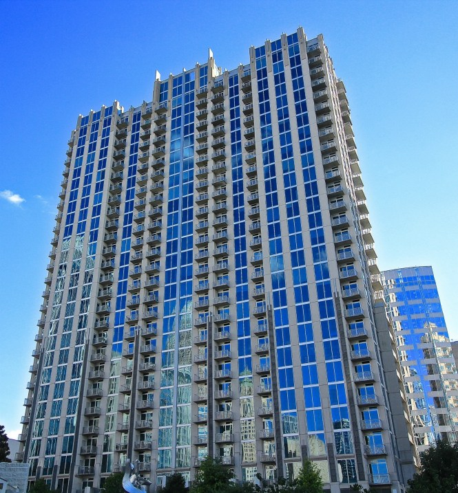 Charlotte Nc Homes The Catalyst Apartments Uptown