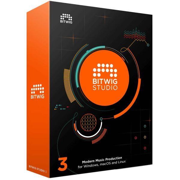 Bitwig Studio v3.3.3 Crack + Activation Key Free Download 2021 [ Latest ]