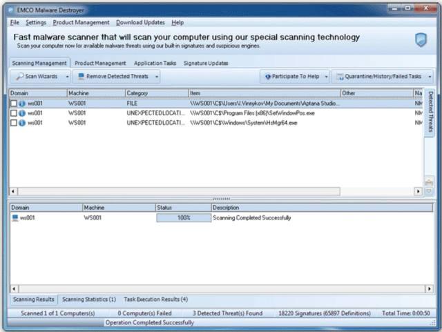 EMCO Malware Destroyer 8.2.25.1164 Crack + Keygen Free