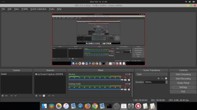 OBS Studio 27.0.1 Crack + Serial Key Free [Latest]