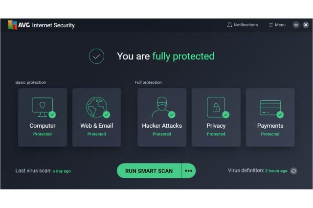 AVG Internet Security 21.8.3198 Crack + License Key Free [ Lifetime ]