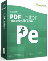 iSkysoft PDF Editor 6.7.11 Crack + Keygen Free 2021