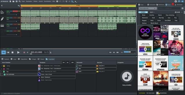 MAGIX Music Maker 2021 Premium Crack + Activation Code Free
