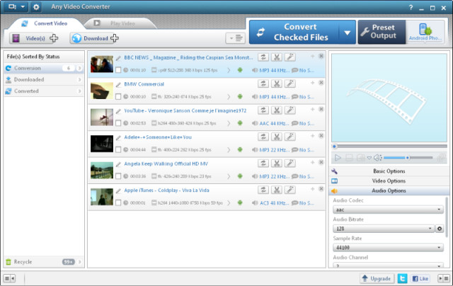 Any Video Converter Ultimate 7.1.3 Crack + Full Version Free 2021