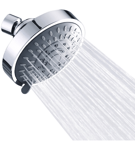 Aisoso High-pressure showerhead