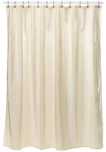 Croscill Fabric Shower Curtain Liner