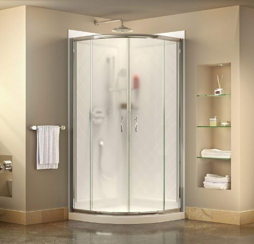 Dreamline Prime Corner Sliding Enclosure
