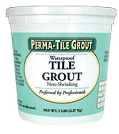Perma Tile Grout Waterproof Tile Grout