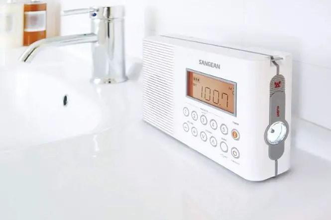 Sangean Portable Weather Digital Waterproof