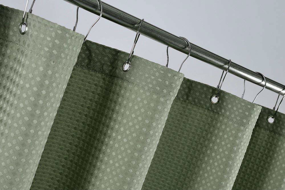 best fabric shower curtain liners of