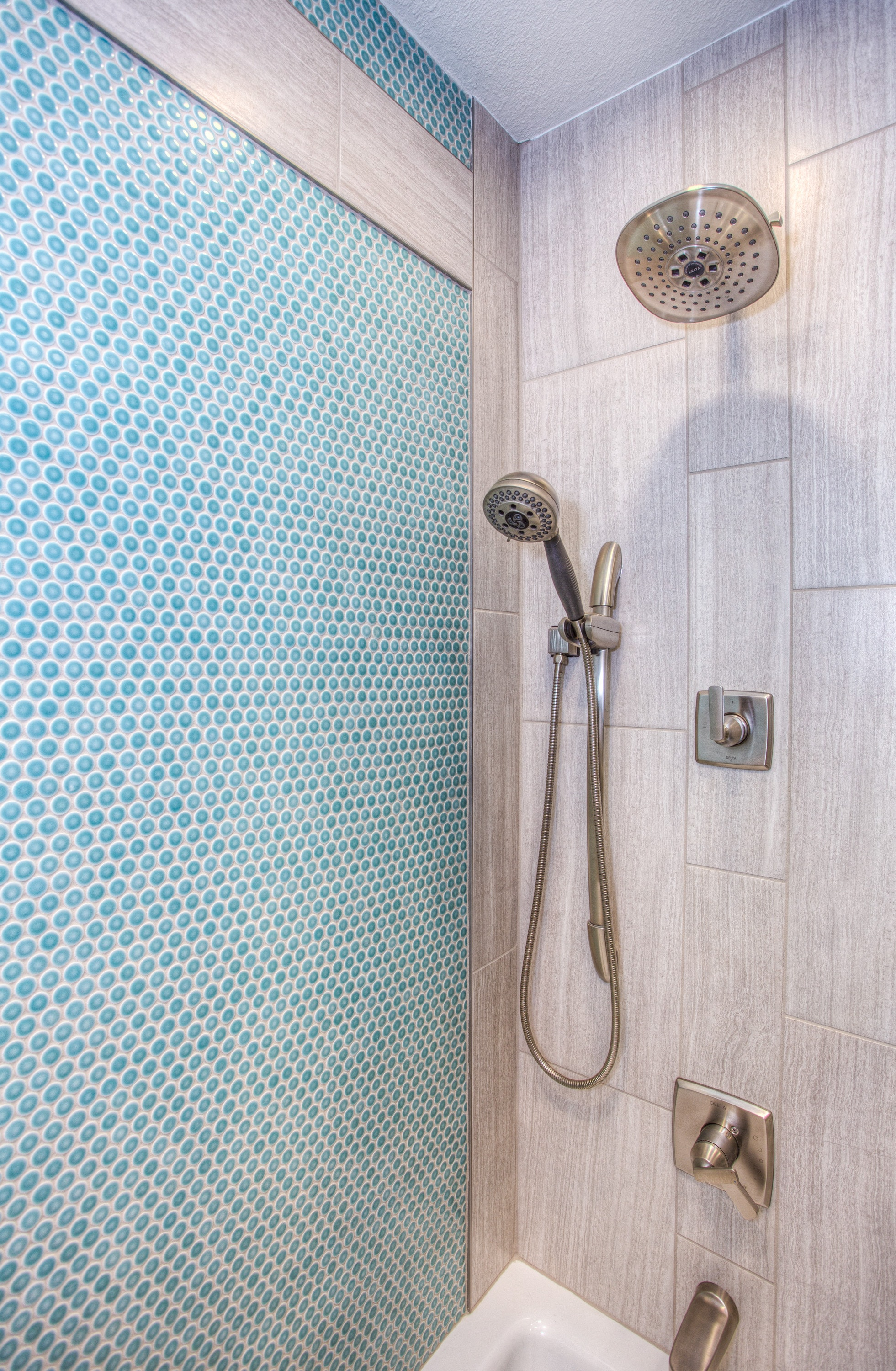 How Shower Curtain Rod Height Can Affect Your Bathroom Life