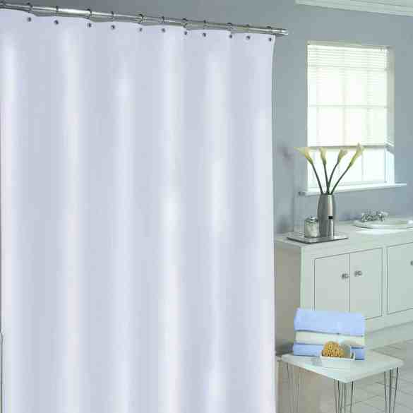 How To Clean A Shower Curtain Shower Island