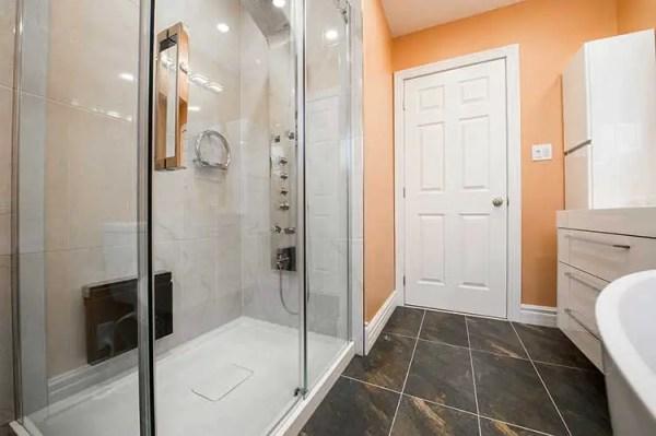 how to build a steam shower DIY