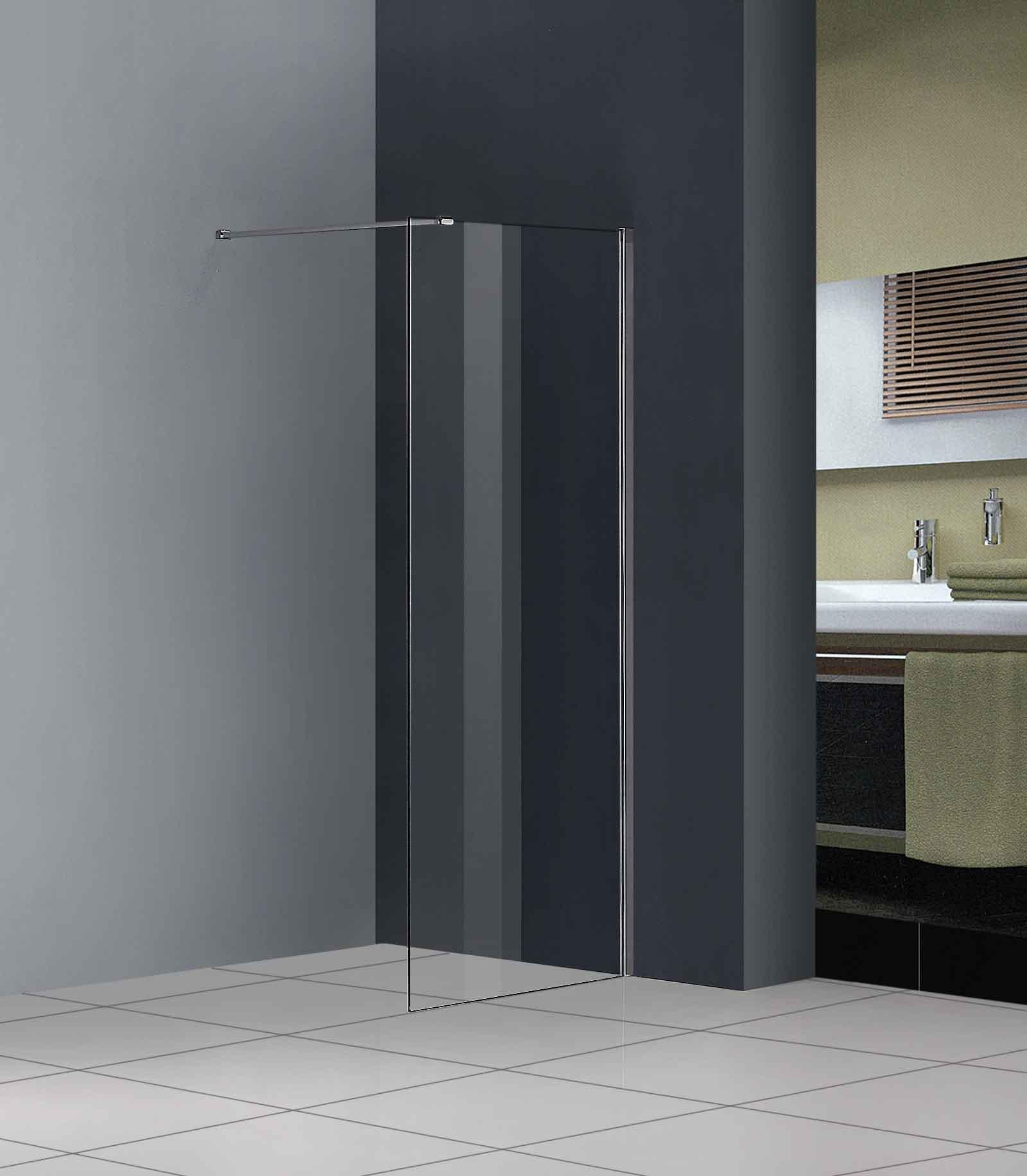 Details About 8mm Easyclean Glass Shower Enclosure Wet Room Walk In Door Cubicle Panel Cubicle