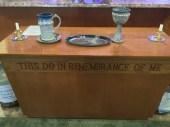 First Sunday Communion