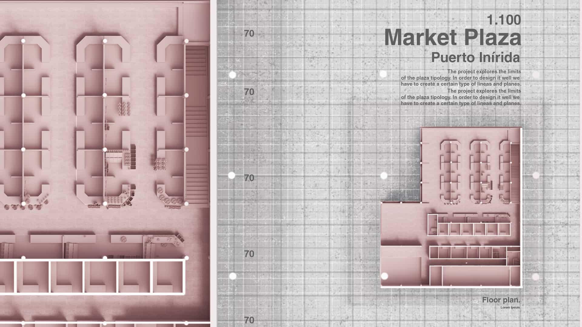 Minimal Floor Plan