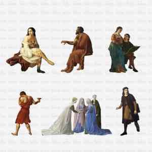 Classical Human Figures