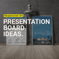 Presentation Board Design Ideas