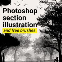 Photoshop free brushes