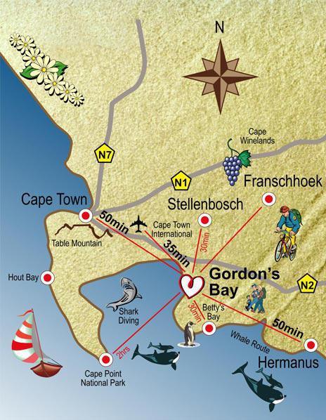 Beach Villa 1 Cape Town