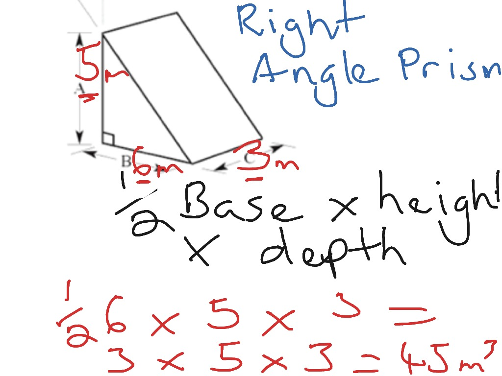 Right Angle Prism