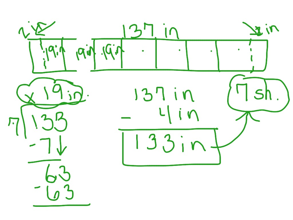 Lesson 1 9 Problem Solving Multiplication And Division