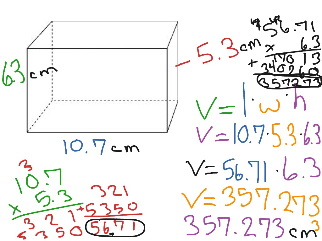 Related Rates Volume Of A Rectangular Prism