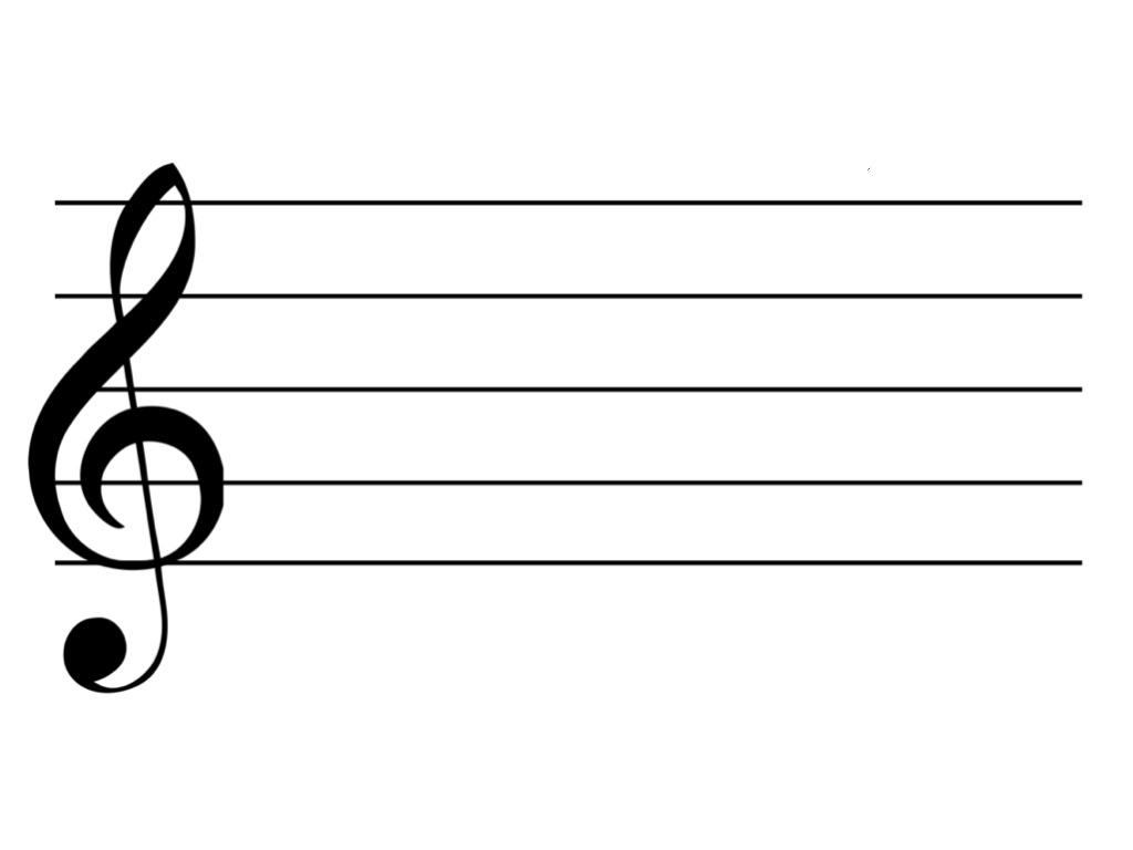 Musical Staff Music